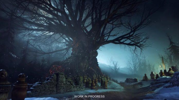 Ce sont probablement les premières images de Dragon Age 4, même si EA ne l'a jamais dit