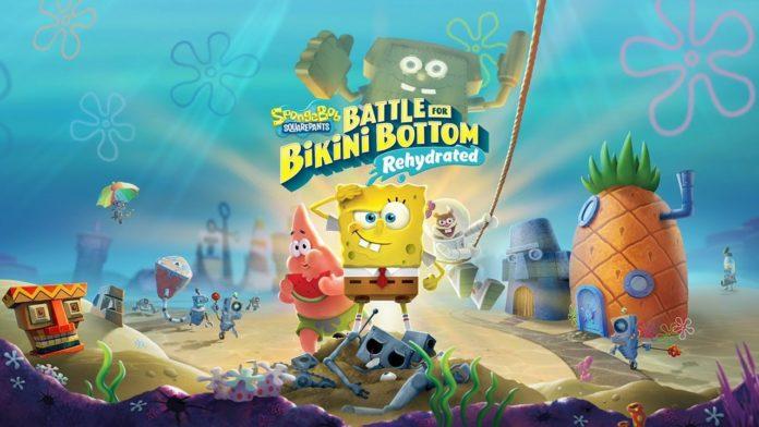 Revue: SpongeBob SquarePants: Battle for Bikini Bottom réhydraté