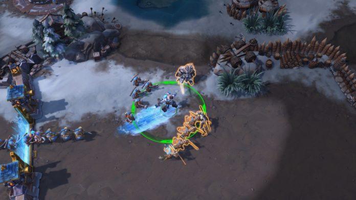Mei est fondamentalement le tank Heroes of the Storm désespérément nécessaire
