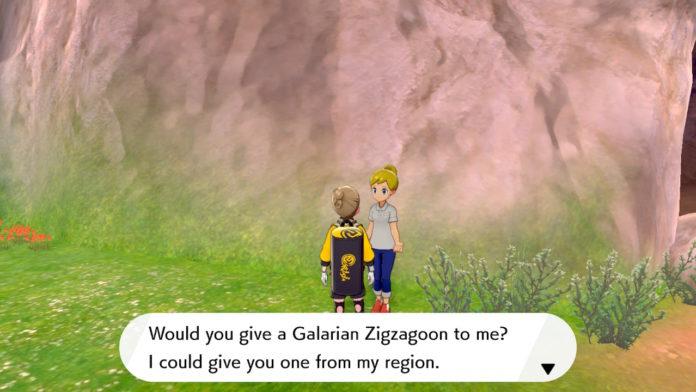 Épée et bouclier Pokémon: DLC Isle of Armor - Comment obtenir une autre région rare Pokémon | Traders en jeu