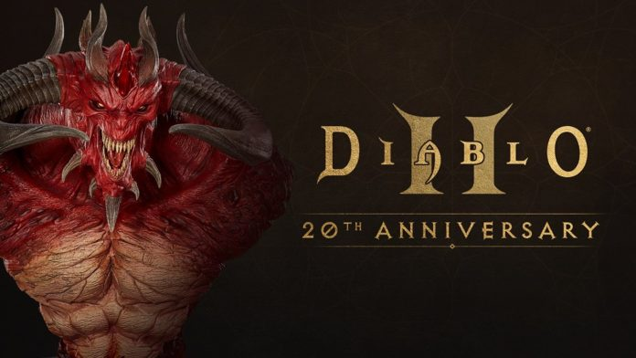 Diablo III célèbre l'anniversaire de Diablo II avec des ailes de tentacules noueux