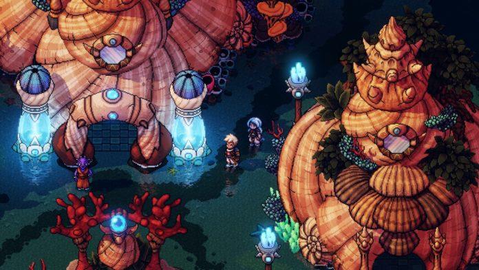 Commencez votre semaine avec un autre regard sur le jeu de rôle inspiré de SNES Chrono Trigger Sea of Stars