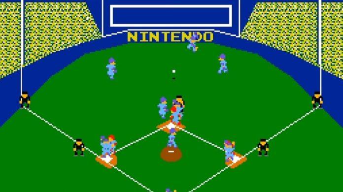 Contre. Le baseball est la sortie des archives d'arcade de cette semaine pour Switch