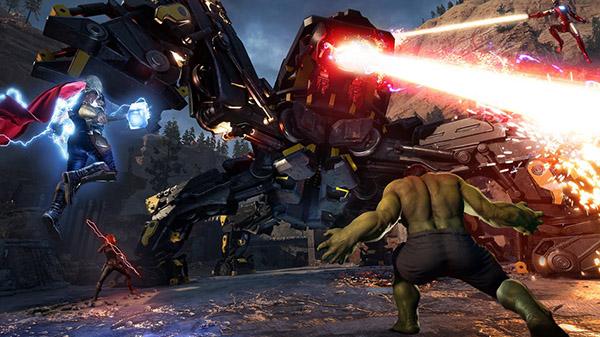 Crystal Dynamics décompose différents types de missions que les joueurs entreprendront; Sortie d'une nouvelle bande-annonce de gameplay en coopération