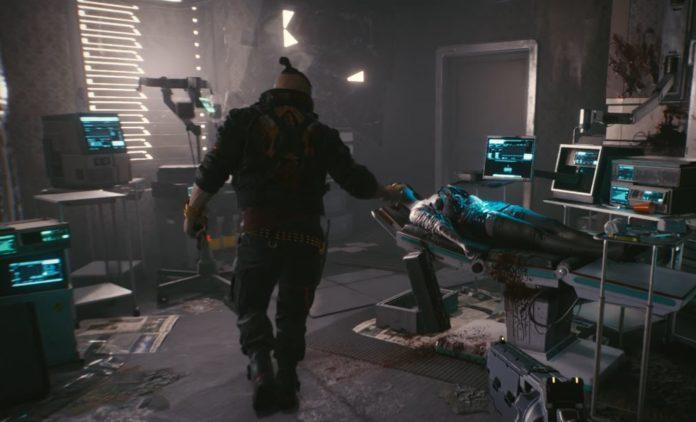 Cyberpunk 2077 Night City Wire Trailer dévoilé