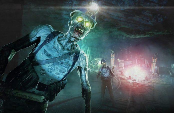 Deeper Than Hell est le dernier chapitre de la campagne 'Hell Cult' de Zombie Army 4