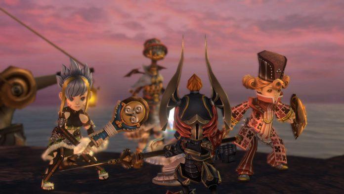 Final Fantasy Crystal Chronicles a une version Lite étonnamment réfléchie gratuite