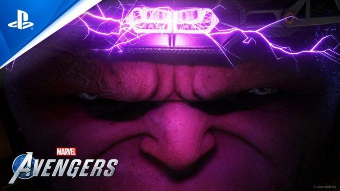 La dernière bande-annonce de Marvel Avengers présente le méchant principal du jeu - M.O.D.O.K.