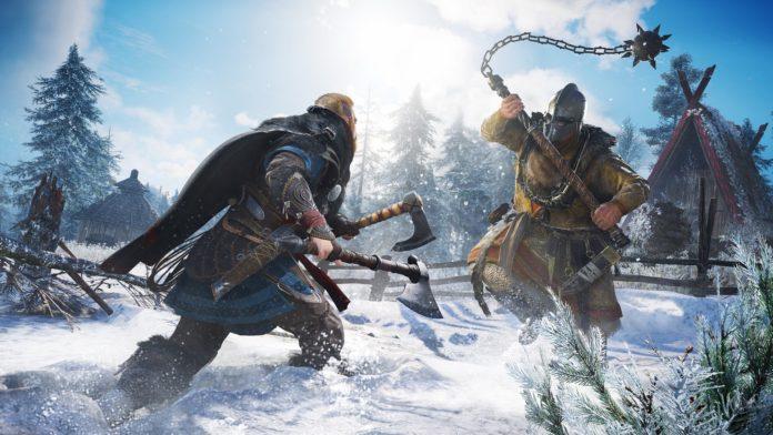 Le directeur créatif d'Assassin's Creed Valhalla quitte ses fonctions