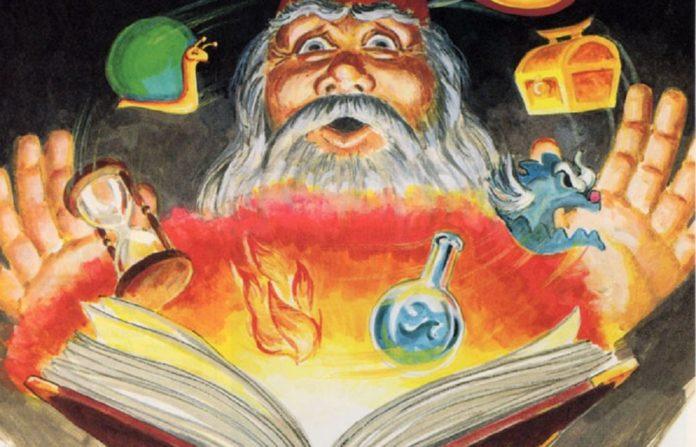 Magical '80s adventure Wiz est la sortie d'Arcade Archives de cette semaine