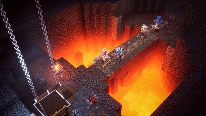 Minecraft Dungeons reçoit une nouvelle mise à jour sur toutes les plateformes; Notes de patch complètes détaillées