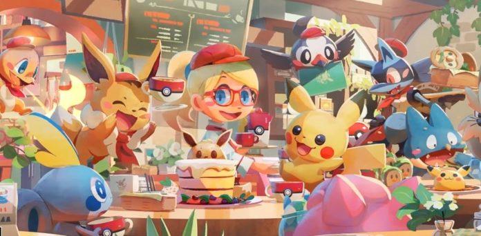Pokemon Cafe Mix est maintenant ouvert aux entreprises sur Switch et mobile