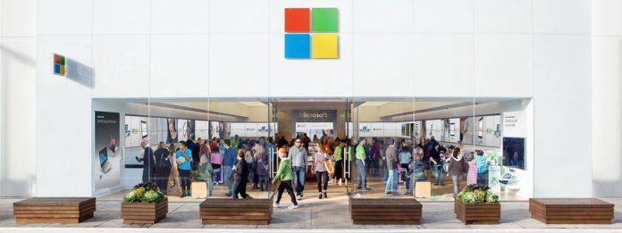 Presque tous les Microsoft Store ferment leurs portes à compter d'aujourd'hui