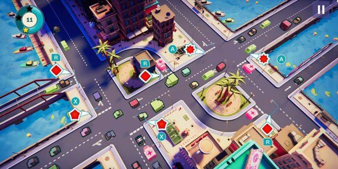Protégez la circulation et gardez votre ville en mouvement dans Urban Flow, maintenant disponible sur Switch