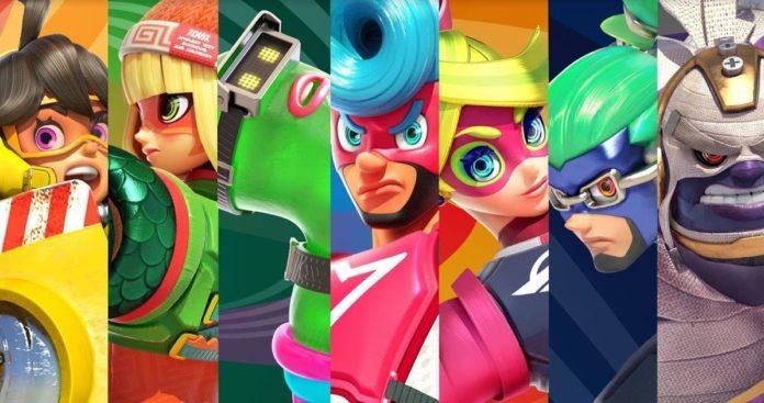 Sakurai dévoilera quel personnage ARMS rejoindra Smash Bros.Ultimate la semaine prochaine