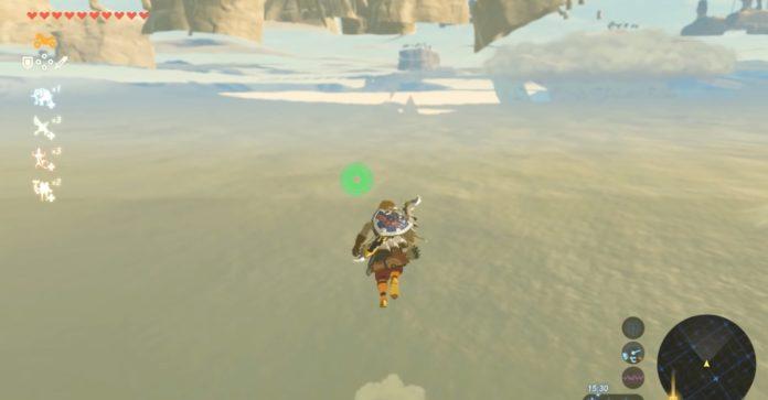 Un glitch Zelda: Breath of the Wild récent brise les frontières de la carte et réinvente l'exploration