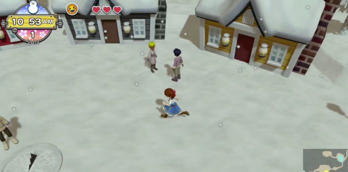 Voici notre premier aperçu de Harvest Moon: One World