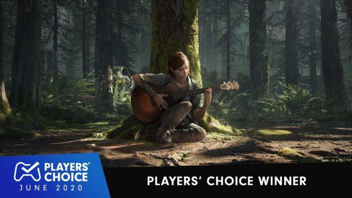 The Last of Us Part II remporte le prix du meilleur nouveau jeu de juin selon le choix des joueurs