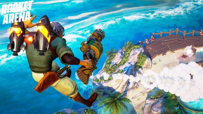 La dernière bande-annonce de Rocket Arena se concentre sur le lancement du jeu