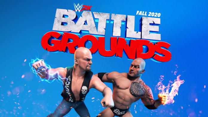 WWE 2K Battlegrounds reçoit une nouvelle bande-annonce de gameplay sur Nintendo Direct Mini
