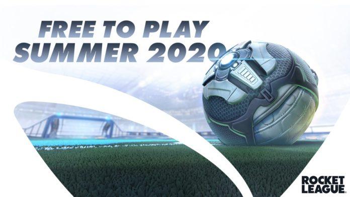 Rocket League sera libre de jouer plus tard cet été