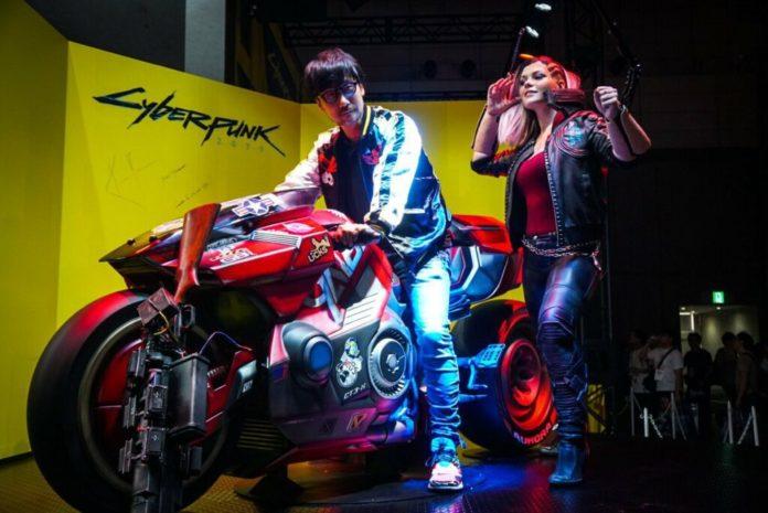 CD Projekt RED célèbre le lancement de Death Stranding sur PC; Rends Hideo Kojima dans Cyberpunk 2077