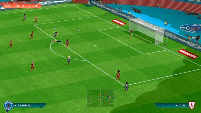 Concours: Gagnez Super Soccer Blast pour Xbox One ou Steam