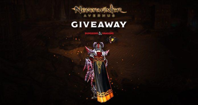 Giveaway: Prenez un cadeau de la clé Noble torsadée pour Neverwinter Avernus
