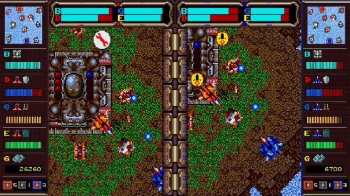 Herzog Zwei est le prochain titre de Sega Ages à venir sur Nintendo Switch