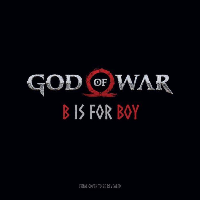 Insight Edition annonce une bande dessinée de style ABC, God of War: B est pour Boy
