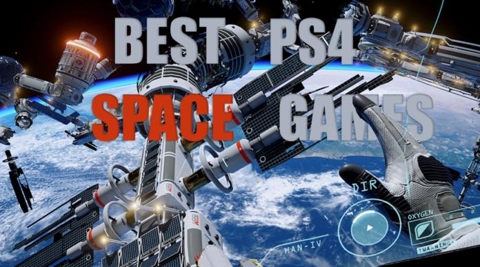 Les meilleurs jeux vidéo PS4 dans l'espace