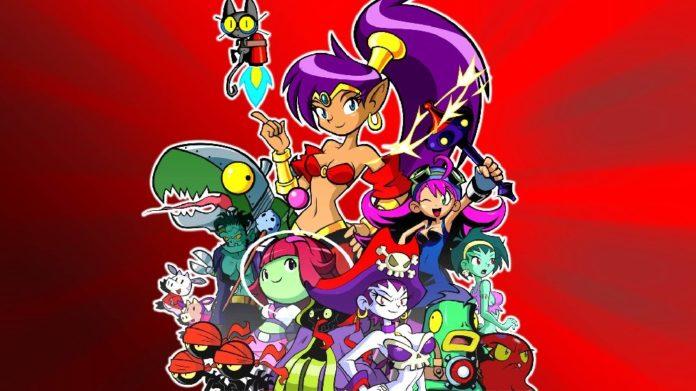 Les titres classiques de Shantae se dirigent vers Nintendo Switch cet automne
