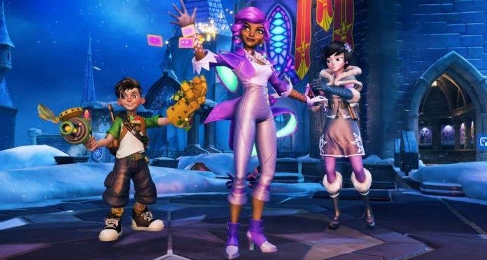 L'histoire de Rocket Arena est écrite par un écrivain de spectacles classiques de Disney