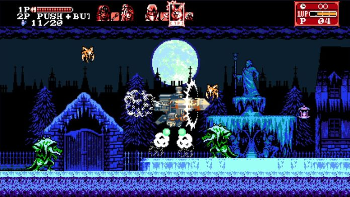 Téléchargement Nintendo: Bloodstained: Curse of the Moon 2