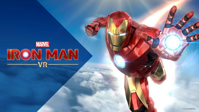 Les remorques Accolades d'Iron Man VR revendiquent une expérience VR acclamée par la critique