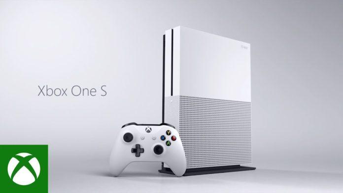 Le système de revendeur américain cible indique une console Xbox One S V2