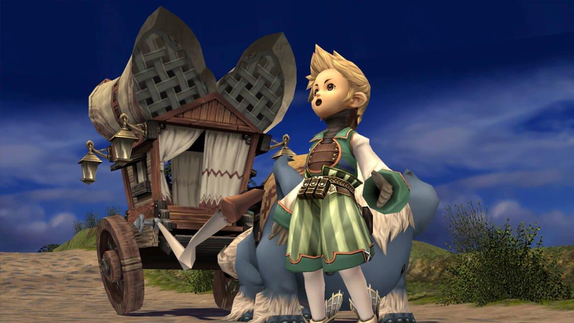 Chroniques de cristal de Final Fantasy