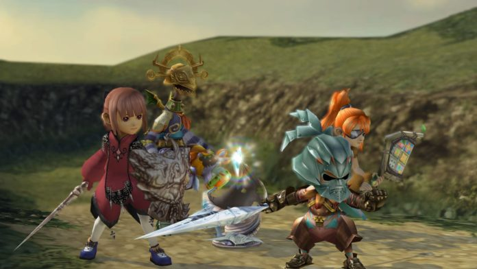 Examen en cours: Final Fantasy Crystal Chronicles Remastered Edition