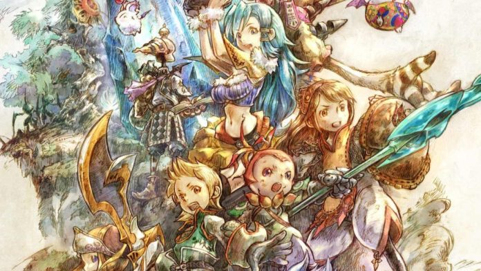 Critique: Final Fantasy Crystal Chronicles Remastered Edition