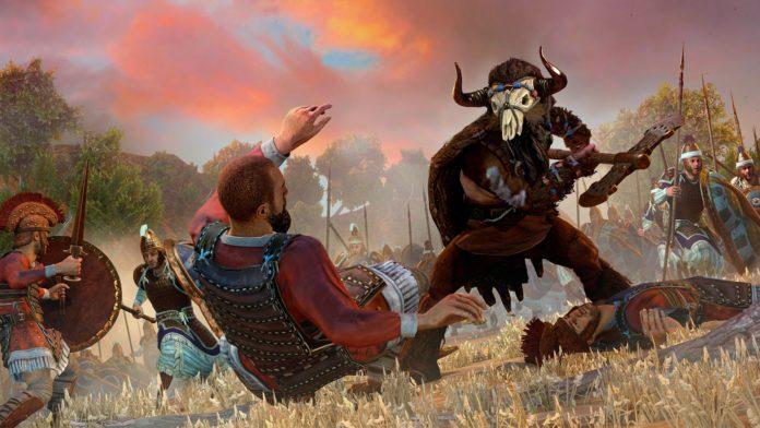 A Total War Saga: Troy a été réclamé gratuitement par 7,5 millions de joueurs hier