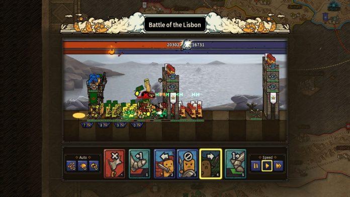 Concours: Gagnez Plebby Quest: The Crusades, un jeu de stratégie au tour par tour, pour Steam
