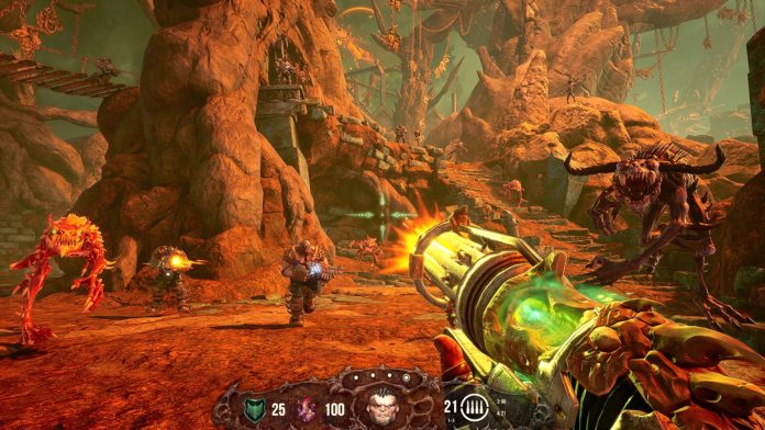 Concours: Win Hellbound, un FPS rétro élégant sur Steam