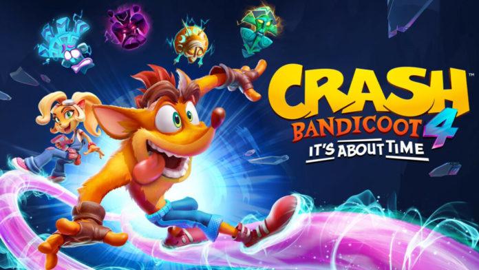 Crash Bandicoot reçoit une démo jouable pour les utilisateurs qui précommandent numériquement le jeu; Disponible le 16 septembre