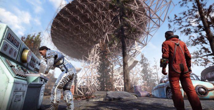 De grandes choses arrivent sur le serveur de test public (PTS) de Fallout 76 ce mois-ci