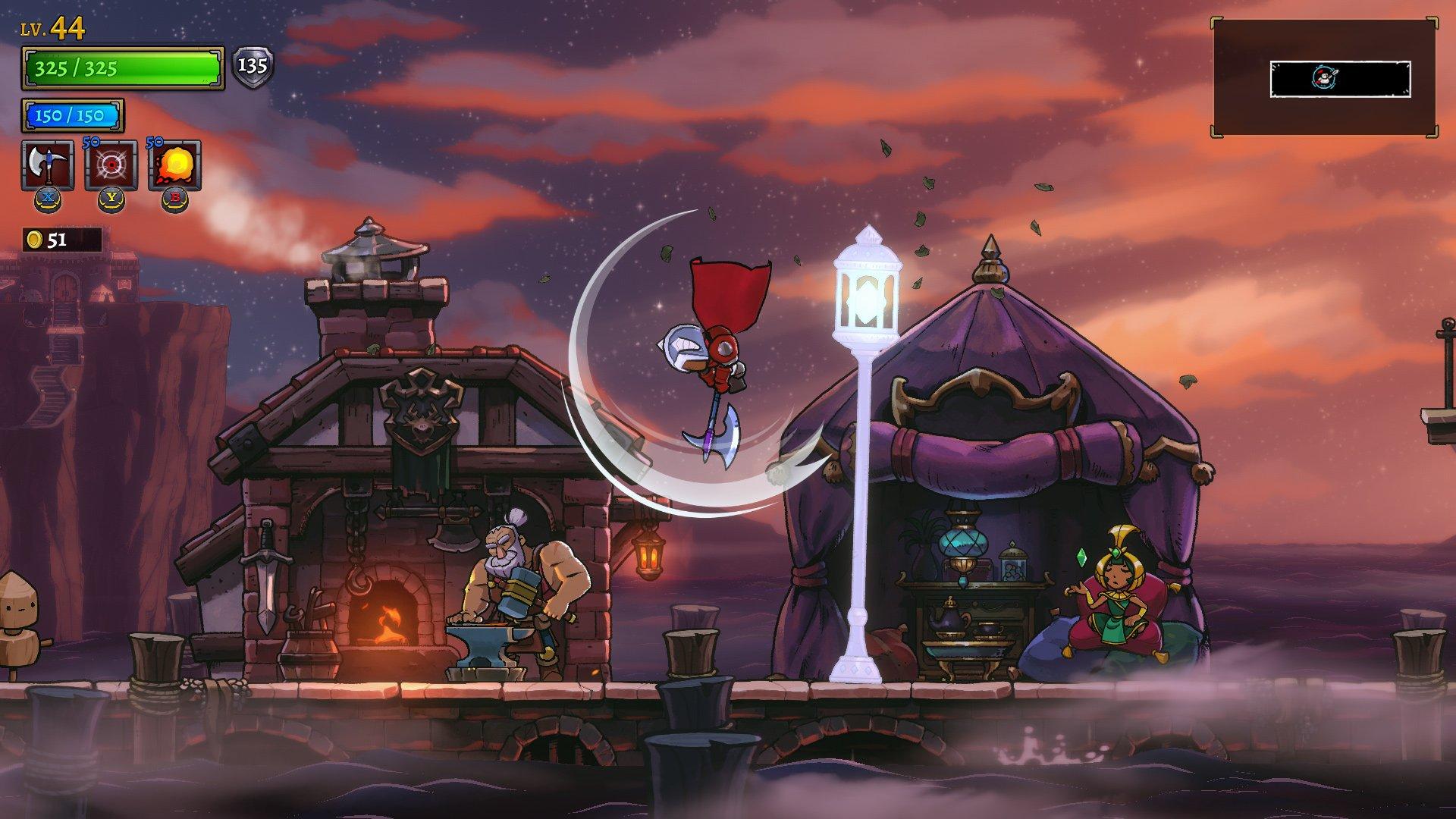 Rogue Legacy 2 Review - Léger sur le contenu, mais un pas en avant fantastique