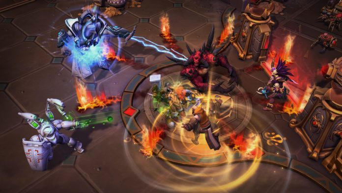 Heroes of the Storm élimine Brawl et fait d'ARAM un mode officiel