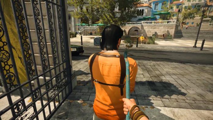 Hitman 3 VR ressemble à un moment ridiculement bon