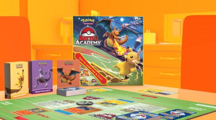 Il y a un nouvel ensemble de cartes à collectionner Pokemon qui s'adresse aux débutants et aux fans périmés