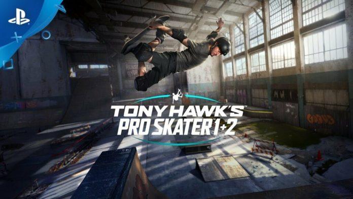 La démo d'entrepôt Pro Skater 1 et 2 de Tony Hawk étincelle la nostalgie; Démo disponible demain