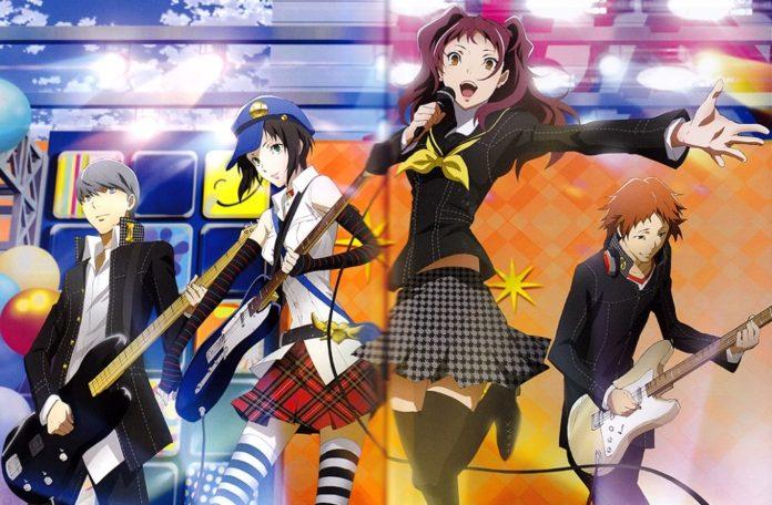 L'anime Persona 4 Golden maintenant disponible sur le réseau Funimation